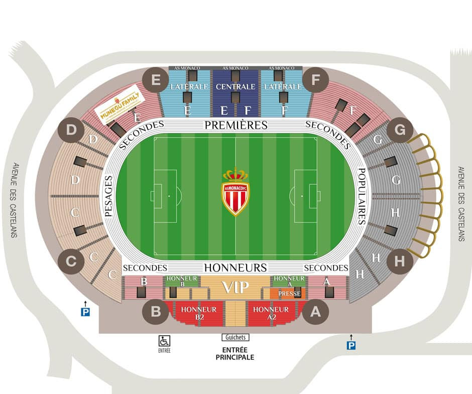 Stade Louis-II